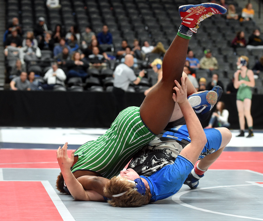 State Wrestling Final Day 3rd 5th