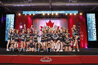 CheerForce Wolfpack Junior 1