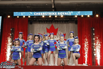 CheerStrike Royals Legacy Junior Sm 4