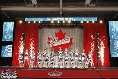 Kingston Elite Rose Youth Small A 1