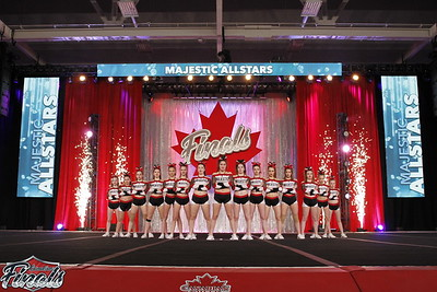 Majestic Allstars Queens Senior Sm 2
