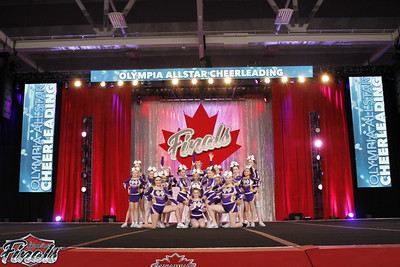 Olympia Allstar Cheerleading Apollo Jr Sm 1