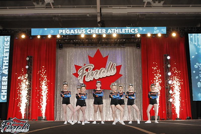 Pegasus Cheer Athletics Aspire Jr X-Sm 1
