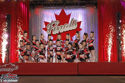 Prairie Fire Cheerleading Heat Senior Sm 3