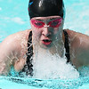 5apr2018-Montreal. Katja Pavicevic competes during the RBC Canadian Swimming Championships: Photo Scott Grant/Swimming Canada