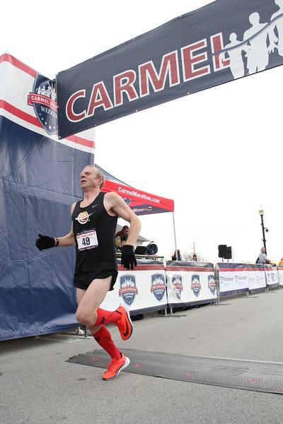 ISG 8K & Half Marathon finishers
