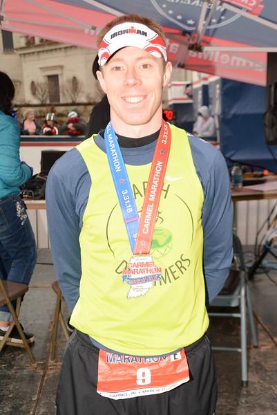 Marathon and Half Marathon Overall Awards