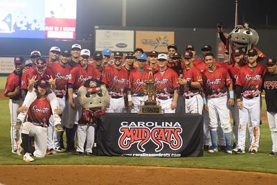 2018 Carolina League All Star Classic - Post Game