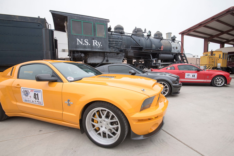 2018 - Carroll Shelby Events
