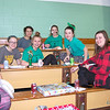 GAMES & FELLOWSHIP—Special times for games, food, Mass, gratitude, and service projects were all part of the celebration of Catholic Schools Week throughout the Diocese of Springfield-Cape Girardeau, including St. Mary Catholic School in Pierce City, Jan. 28-Feb. 3, 2018. (<i>The Mirror</i>)