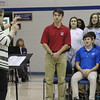 CATHOLIC SCHOOLS WEEK—Liturgy with Bishop Edward Rice in Notre Dame Regional High School, Cape Girardeau, MO, on Feb. 2, 2018. (<i>The Mirror</i>)