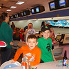 BOWLING—Third graders of Guardian Angel School, Oran, enjoyed their time at the bowling alley during Catholic School Week 2018. (<i>The Mirror</i>)