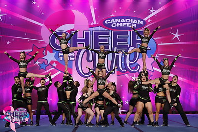 2018 Cheer for the Cure
