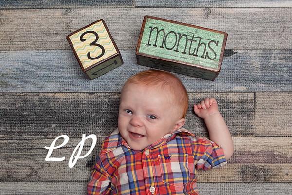 Elijah 3 Months (1 of 19)