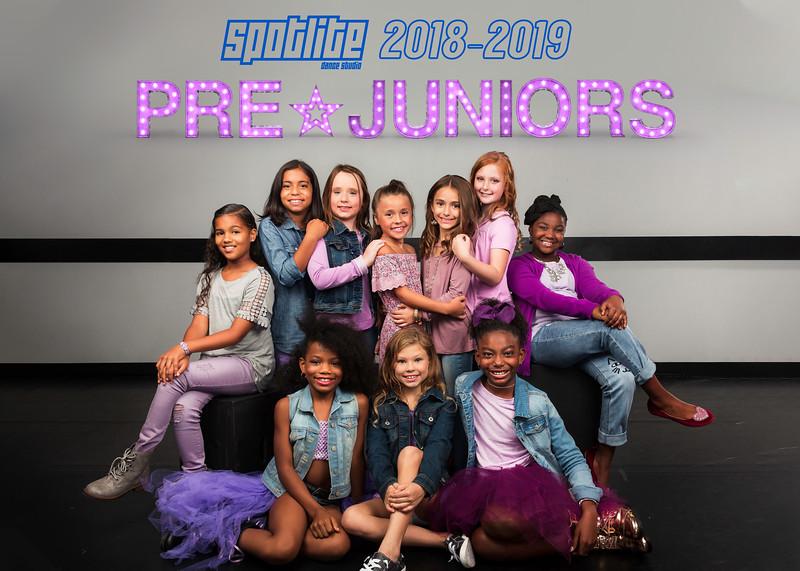Pre Juniors