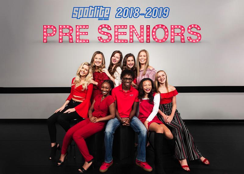 Pre Seniors