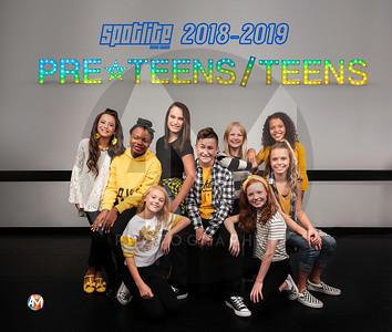 Preteens-Teens