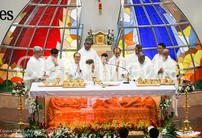 Petaling District Celebration of Corpus Christi