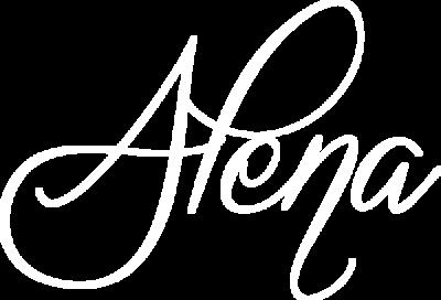 Alena Logo w