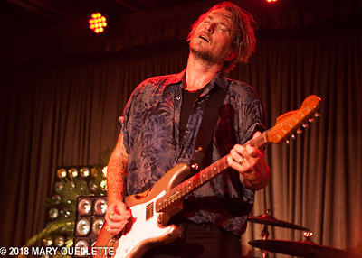 Butch Walker kicks off his Last Days of Summer Tour 2018
