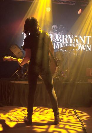 Tyler Bryant & the Shakedown / ©2018 Mary Ouellette