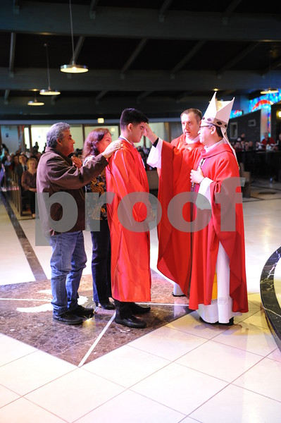 St. Francis Borgia, 3-17-18