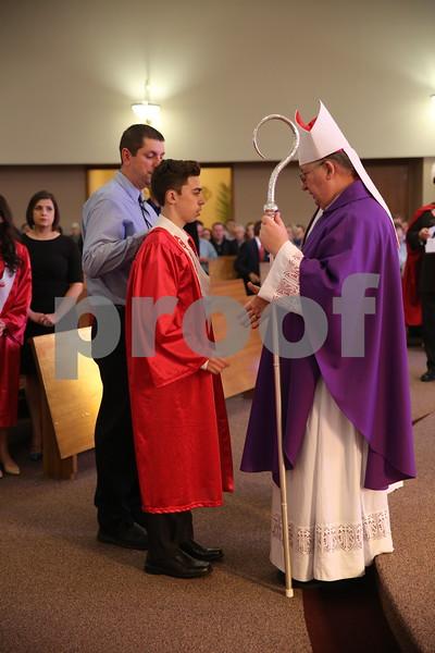 St. Germaine Confirmation (Oak Lawn)