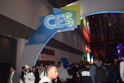 2018 Consumer Electronics Show, Las Vegas