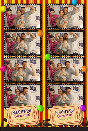 """2018 Convention """"Photo Booth"""""""