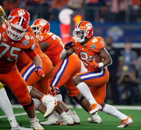 NCAA Football 2018: Clemson Wins Cotton Bowl