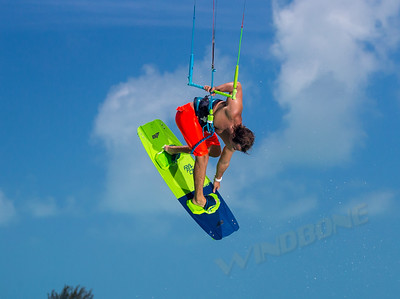 2018 Crazyfly Raptor Kiteboard