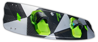2018 Crazyfly Raptor LTD Neon Kiteboard