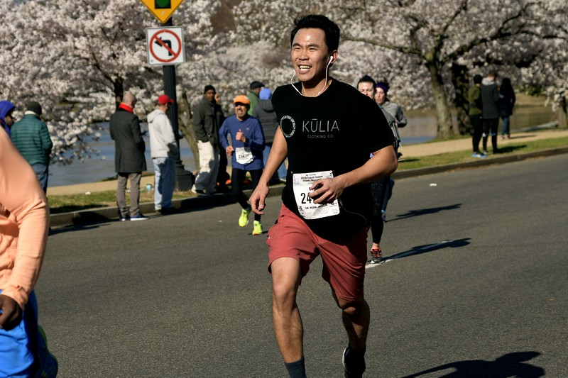 2018 Credit Union Cherry Blossom 5K - Photos by Team Mallet