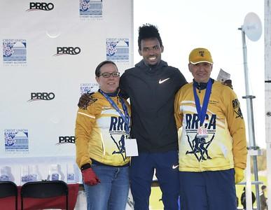 Abbabiya Simbassa, 8th Male overall, 2nd U.S. Male, Male winner of the 2018 RRCA Roads Scholar-RunPro Camp Bonus
