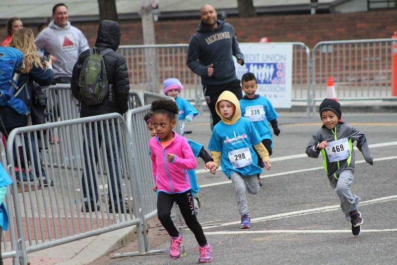 2018 Credit Union Cherry Blossom Kids' Run - Photos by George Banker