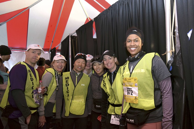 2018 Credit Union Cherry Blossom Medical - Photos by Team Mallet