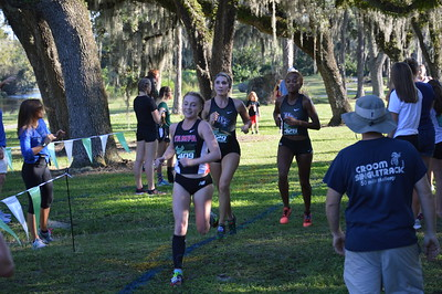 2018 Cross Country USF Invite