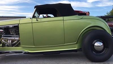 Tim Hortons Car Show Video Clip #2