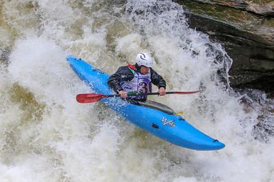 2018 Cuyahagoa River Kayak Race