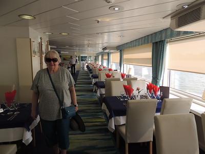 2018 Danube Cruise -- On Board Ship