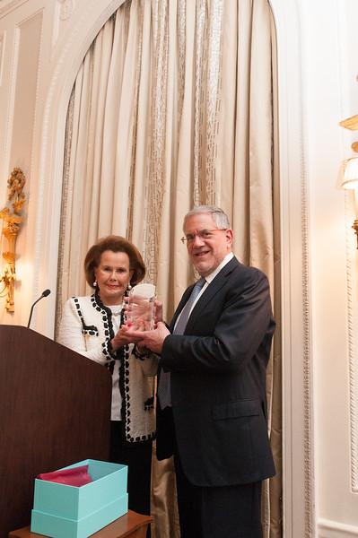 2018 David Mahoney Prize