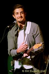 Josh Ruzycki at Station 085
