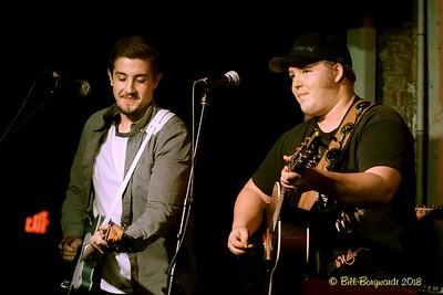 Josh Ruzycki & Jaydee Bixby at Station 211