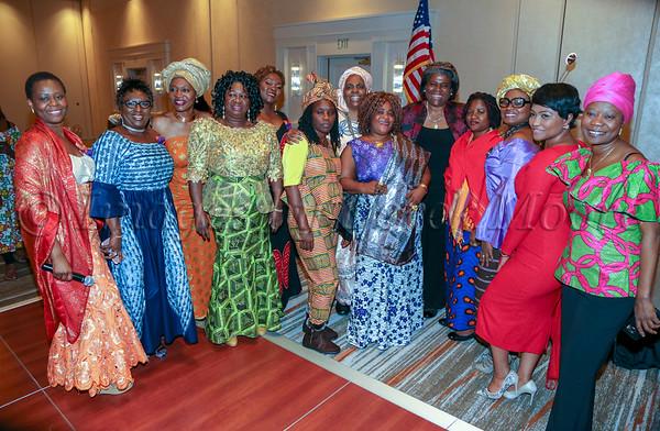 2018 Diaspora Women for Change Dinner
