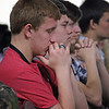 25TH ANNUAL DYC—Over 437 youth and adults representing 25 parishes attended the 25th annual Diocesan Youth Conference (DYC) March 23-25 in West Plains. (Photo by J.B. Kelly/<i>The Mirror</i>)