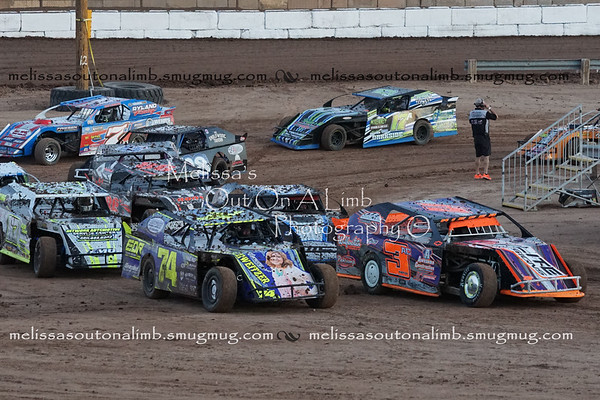 2-10-2018  Day 2 of the  AZMT18 at Arizona Speedway
