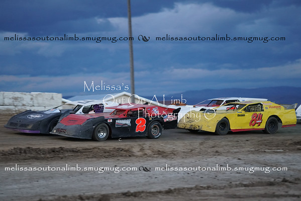 2018 10-6 Dirt Track Championship Rattlesnake Raceway