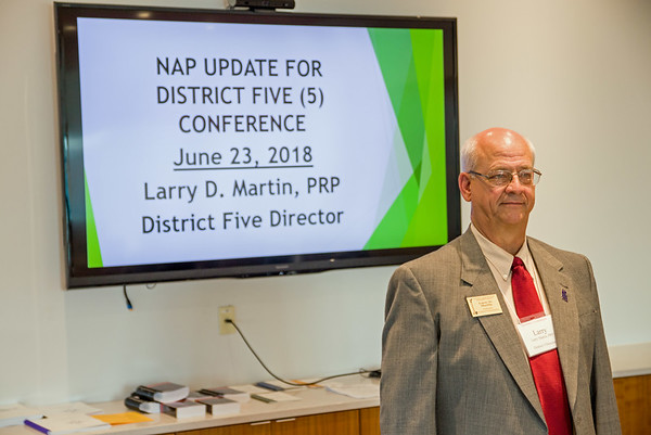 2018 District 5 Conference