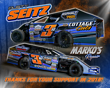 Dusty Seitz Sponsors