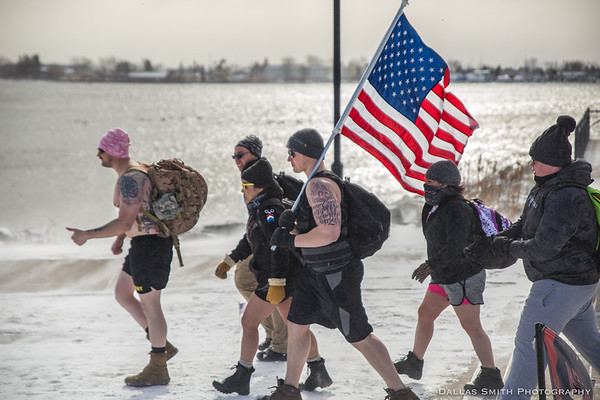 2018 Duluth Neary Naked Ruck March